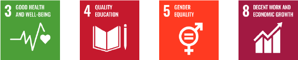 UN Sustainable Goals icons